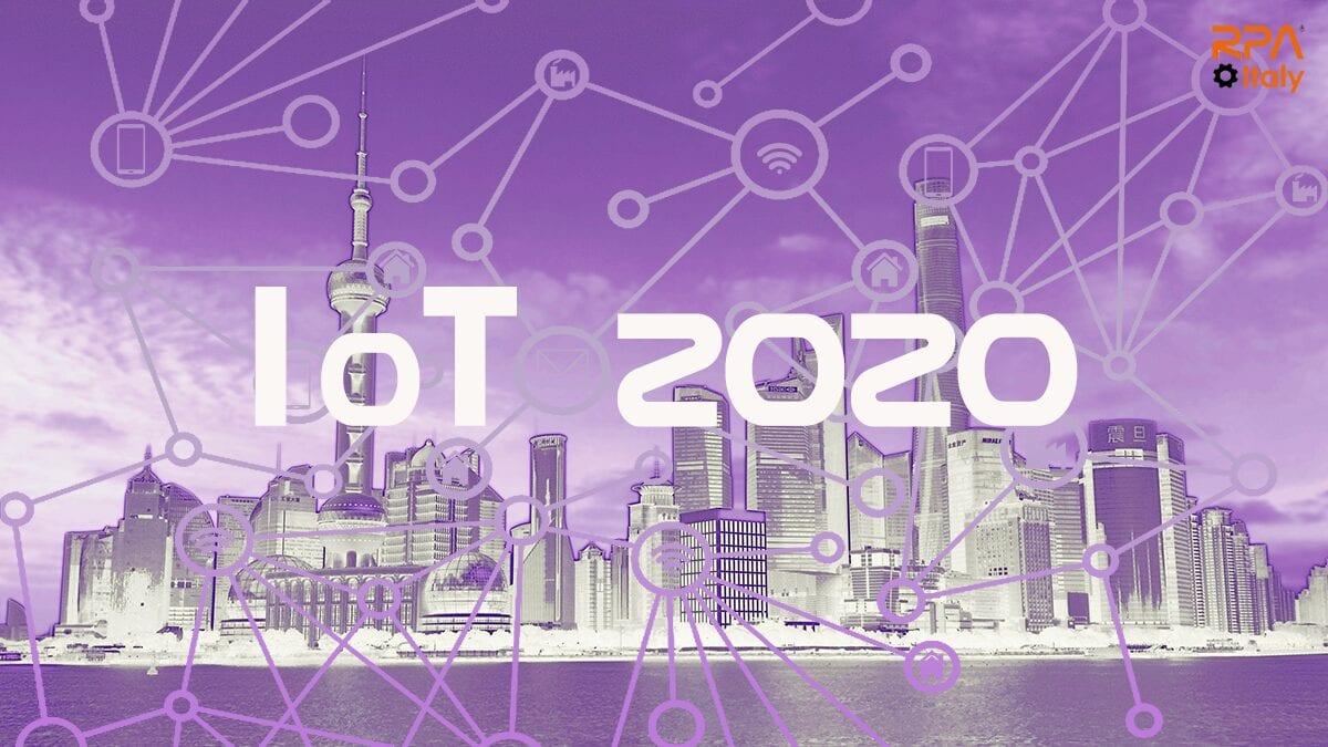 IoT 2020 - RPA Italy