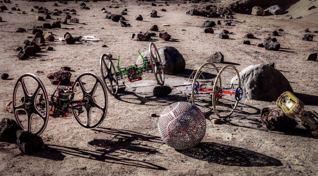 Robot autonomi per esplorare grotte, pozzi, tunnel e percorsi sotterranei