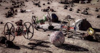 Robot autonomi - CoSTAR - NASA
