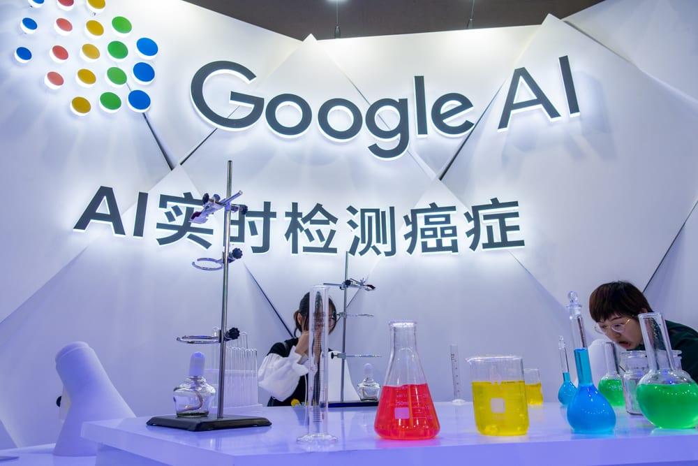 Intelligenza artificiale Google