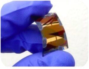 Celle fotovoltaiche flessibili - Celle solari di perovskite