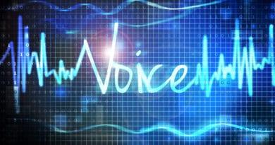 Riconoscimento vocale - Analisi della voce
