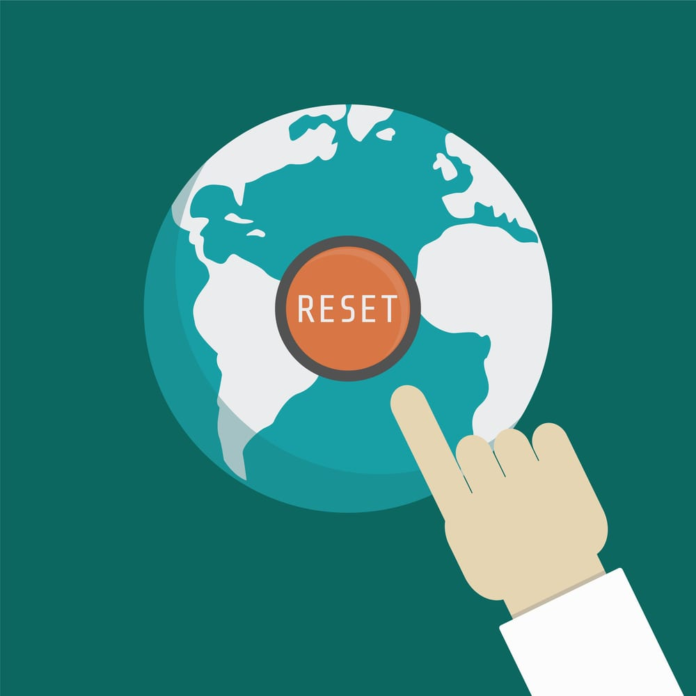 The Great Reset - New Initiative by World Economic Forum