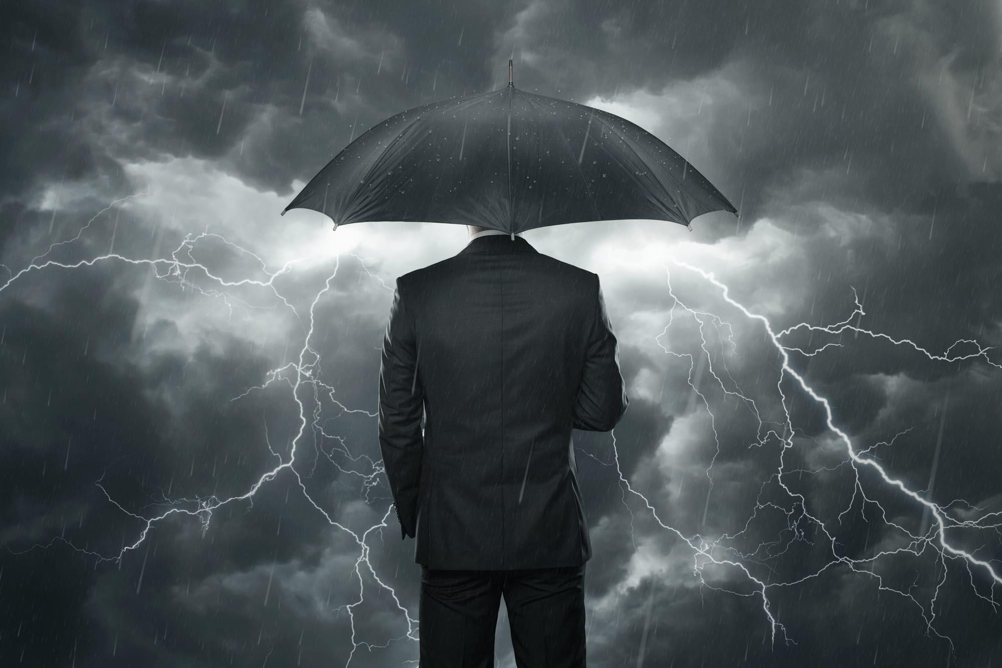Risk management - concept