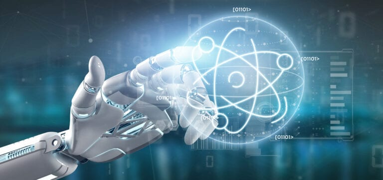 intelligence artificiale e fisica nucleare
