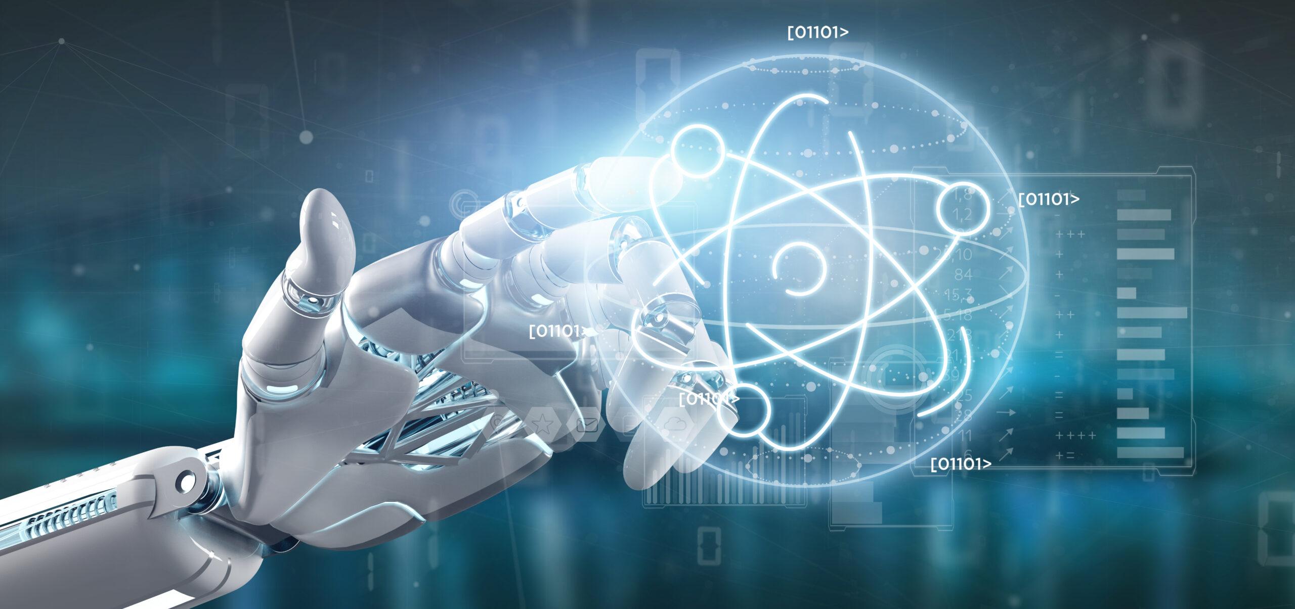intelligence artificiale e fisica nucleare