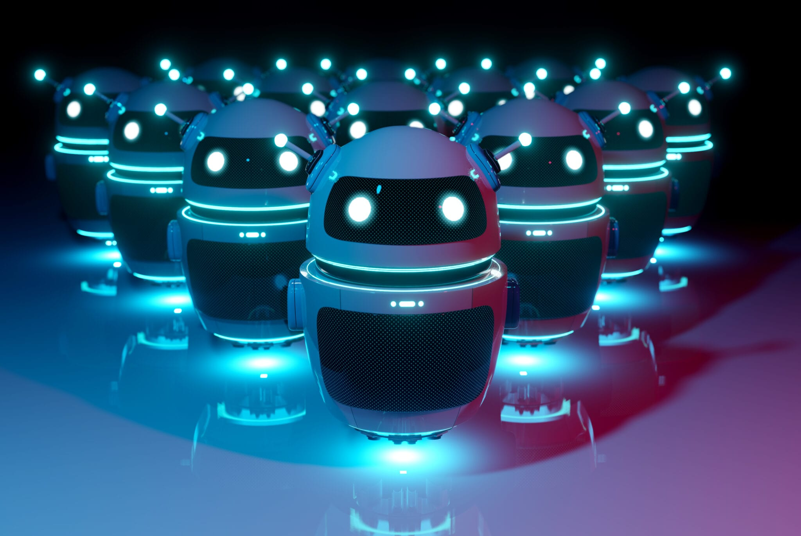 robotica e swarm intelligence