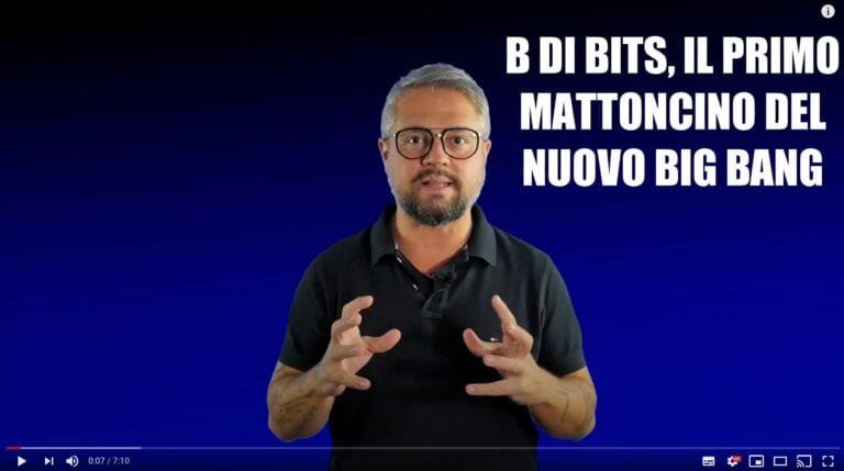 Big BANG con Rudy Bandiera - Video B di Bits