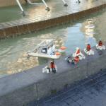 Hydrocarbot - il robot autonomo per pulire gli oceani