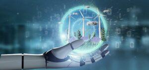 Artificial intelligence, robotica ed energia eolica