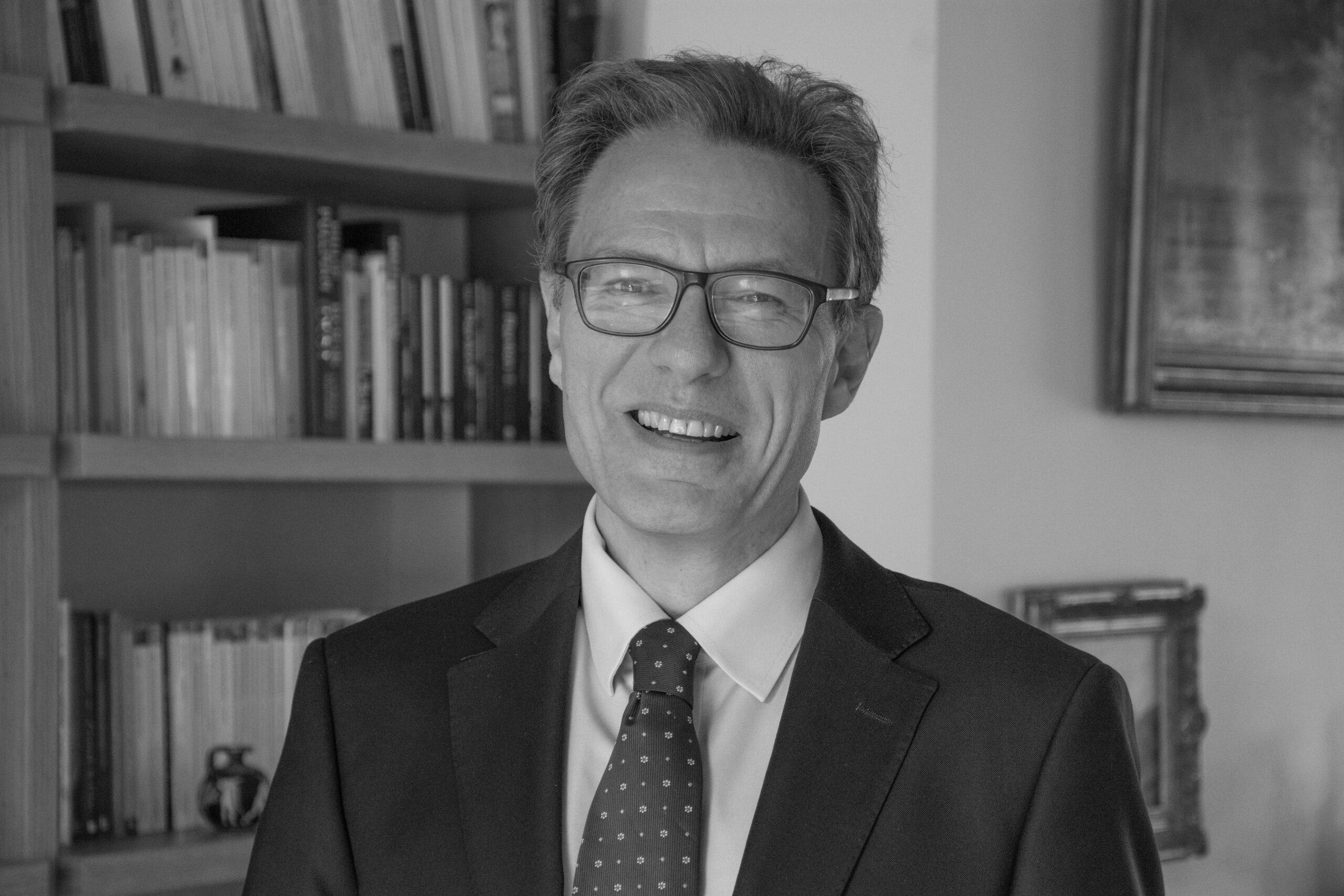 Luciano Floridi, filosofo, professore di filosofia ed etica dell'informazione all'Università di Oxford, nonché direttore del Digital Ethics Lab presso l'Oxford Internet Institute