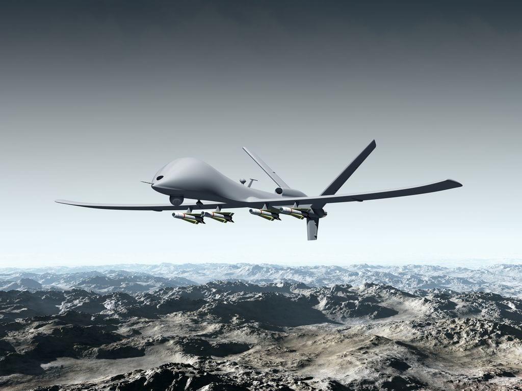 Tecnologia militare - Velivolo a guida autonoma