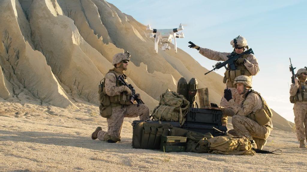 Tecnologie militari - Droni da ricognizione