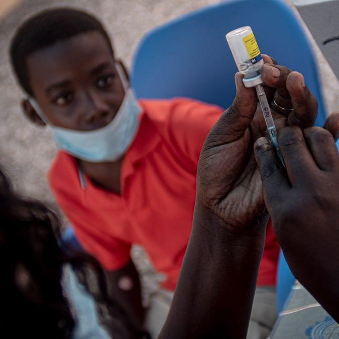 Vaccini in Africa - Cloud tecnologia abilitante