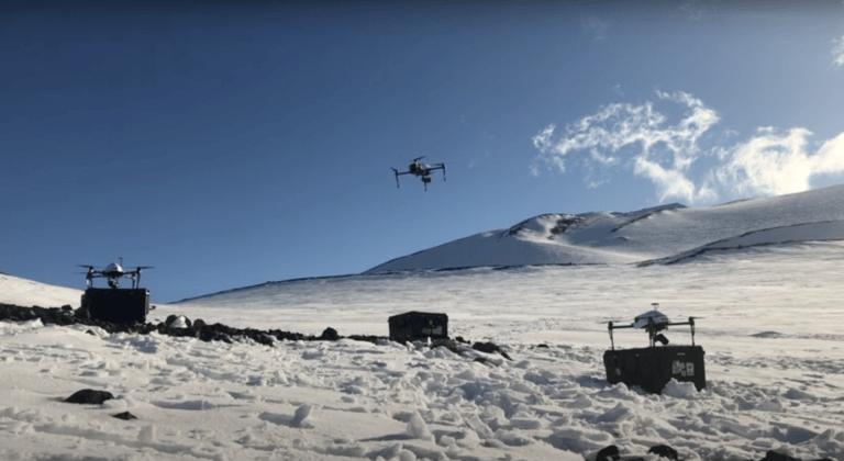 droni e algoritmi
