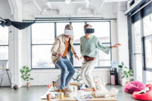 realtà virtuale e sistemi di tracciamento