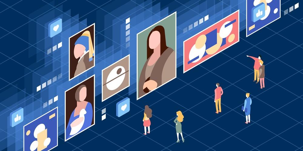 Virtual Tour Museum - Concept