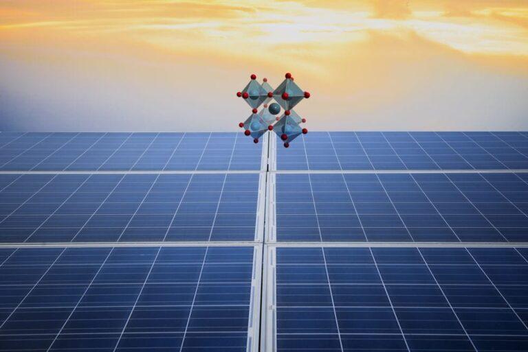 celle fotovoltaiche perovskite