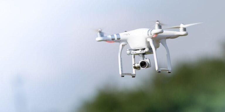 droni controllo del territorio