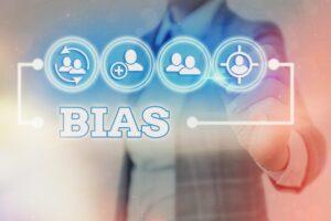 Discriminazione degli algoritmi - Bias e Intelligenza Artificiale - concept