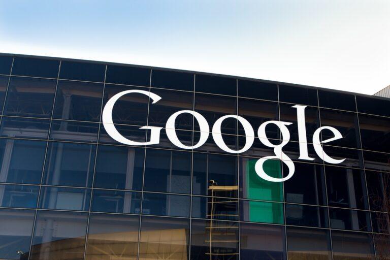 Google - DeepMind - Logo Head Quarter by Depositphotos