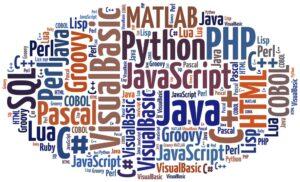 Linguaggi di programmazione - Tag Cloud