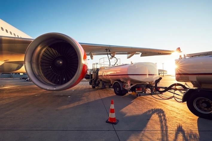ossidi di azoto trasporto aereo