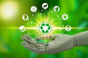 intelligenza artificiale per la sostenibilità ambientale