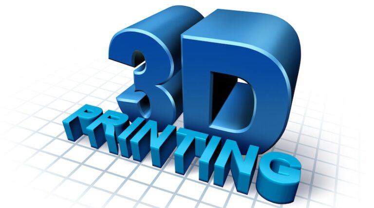 tecnologie stampa 3D