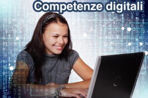 Competenze digitali - formazione - concept