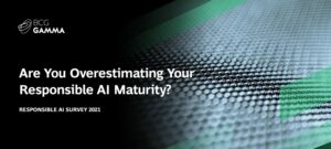 Intelligenza artificiale responsabile - survey 2021 - BCG Gamma
