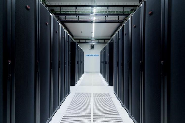 Green Data Center Elmec