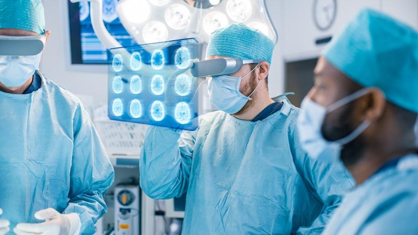 realtà aumentata in chirurgia