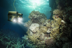robotica per l'ambiente sottomarino