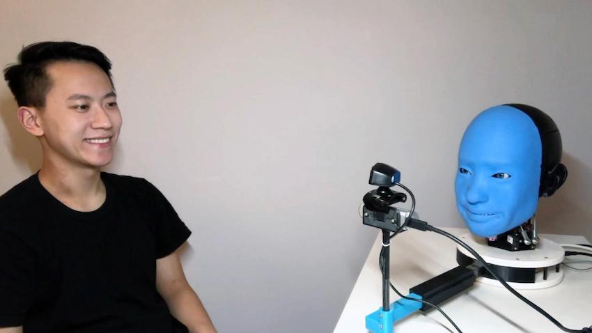 robotica ed espressioni facciali