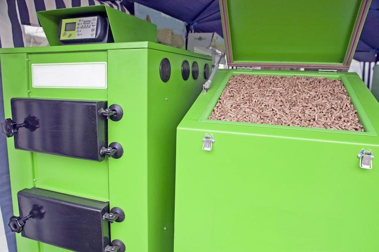 convertire biomassa in biocarburante