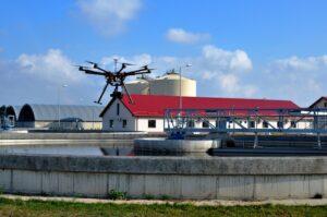drone dal naso elettronico