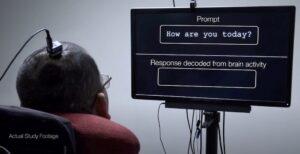 intelligenza artificiale per lettura della mente