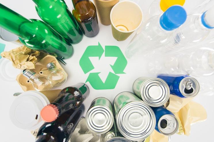 intelligenza artificiale per il riciclo rifiuti