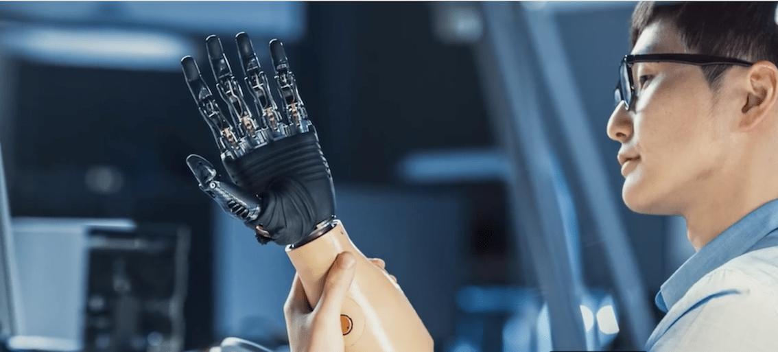 robotica e smart materials