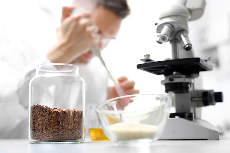 biotecnologie e tracciabilità dei prodotti alimentari