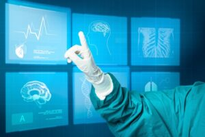intelligenza artificiale per l'healthcare