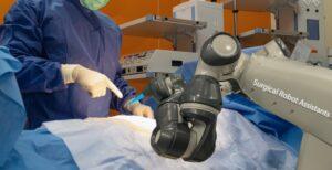 robotica per la chirurgia spinale